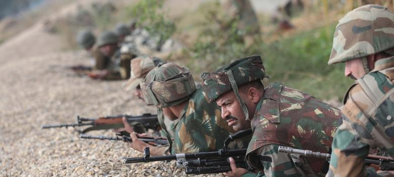 Two soldiers and two militants killed near LoC in Jammu and Kashmir's Kupwara district