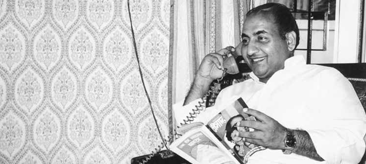 How did Mohammed Rafi sing so effortlessly?