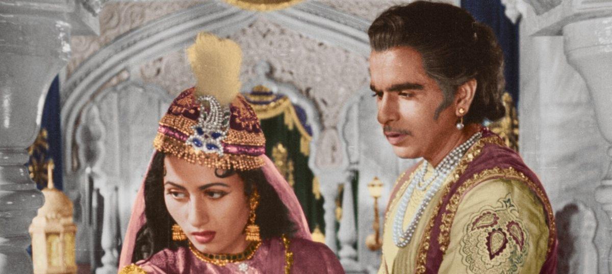 Music by Naushad, lyrics by Shakeel Badayuni: The great partnership in Hindi film music history