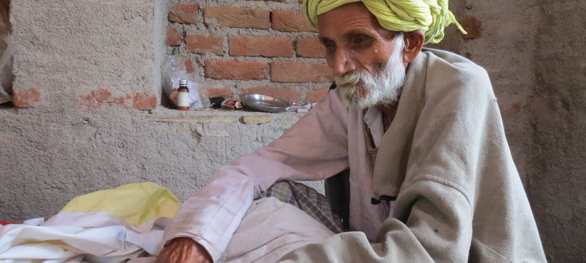 Rajasthan's living dead: Thousands of pensioners without Aadhaar or bank accounts struck off lists