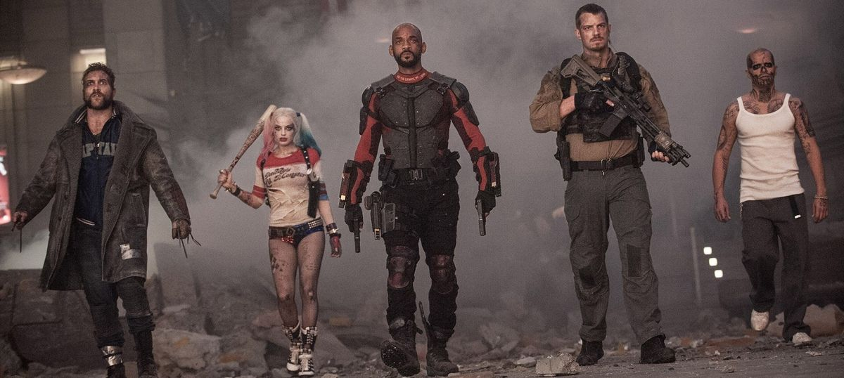 Film review: 'Suicide Squad' has a lifeline, and it's called Viola Davis