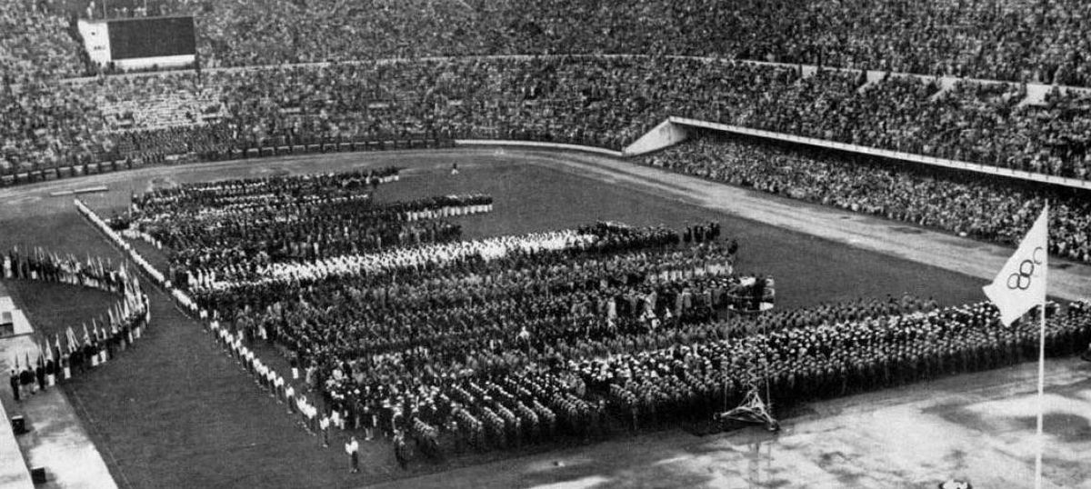 Prayers, choirs and heavy downpours: Here's what opening ceremonies of past Olympics were like