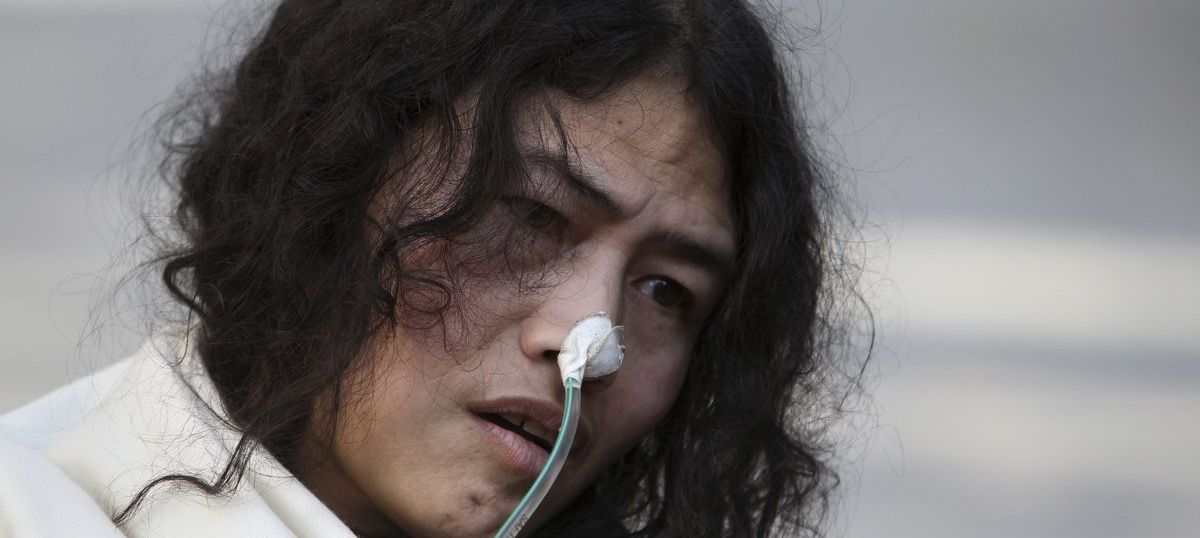 Insurgent group threatens activist Irom Sharmila, asks her to not end her 16-year fast on August 9