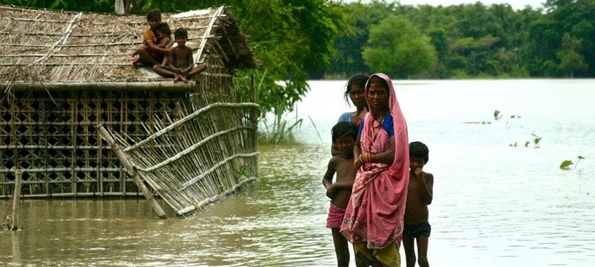 Wedded to uncertainty: Stories of women married into families in the floodplains of Bihar