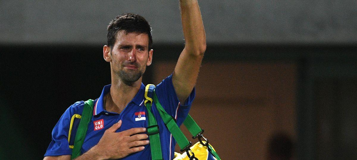 Olympics tennis: World No 1 Novak Djokovic toppled by Juan Martin del Porto in first round