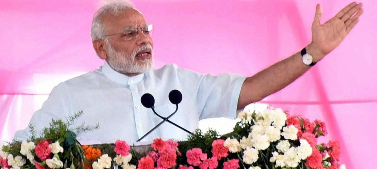 Looking beyond Dalits: Modi's remarks against gau rakshaks are also aimed at global audience