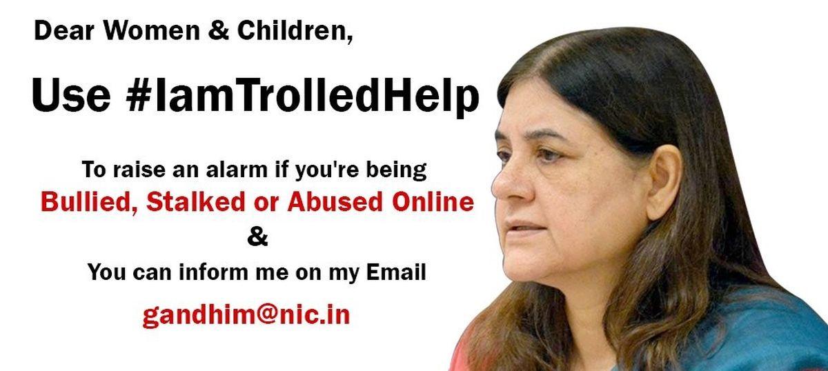 Good intentions aren't enough. Maneka Gandhi's battle against online abuse is a political battle