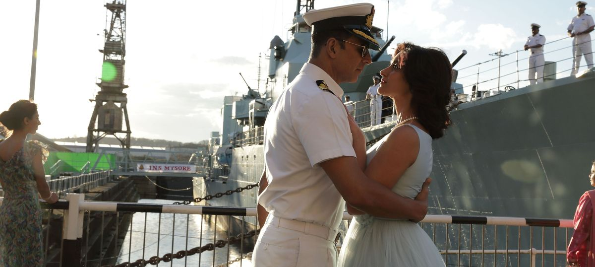 Film review: 'Rustom' is a tacky timepasser about the historic Nanavati trial