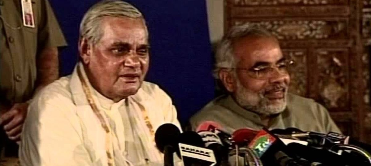 Why repeat Vajpayee's slogans when you do not have his credibility?: Sitaram Yechury