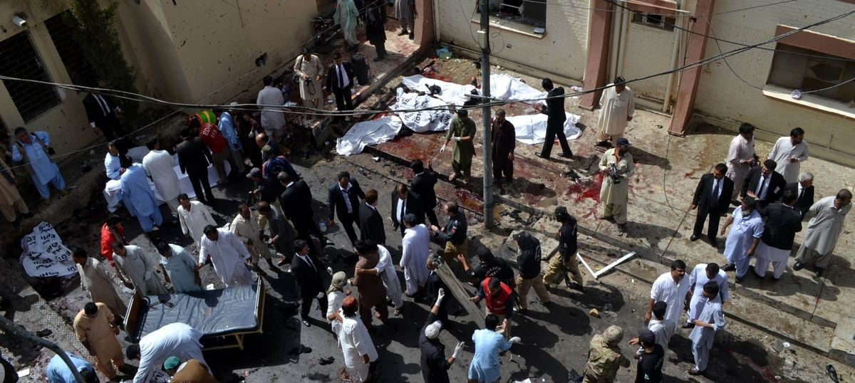 Baloch anger grows against Pakistan after the August 8 attack that wiped out a generation of lawyers