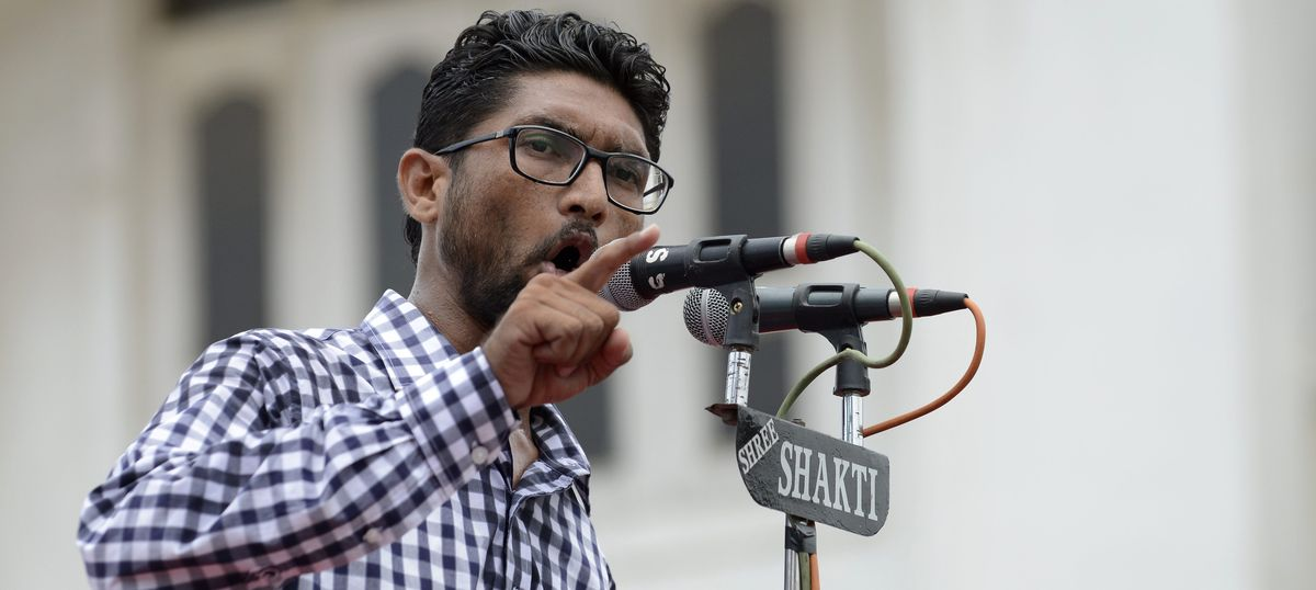 Jignesh Mevani: An introduction to the brilliant face of the Gujarat Dalit agitation
