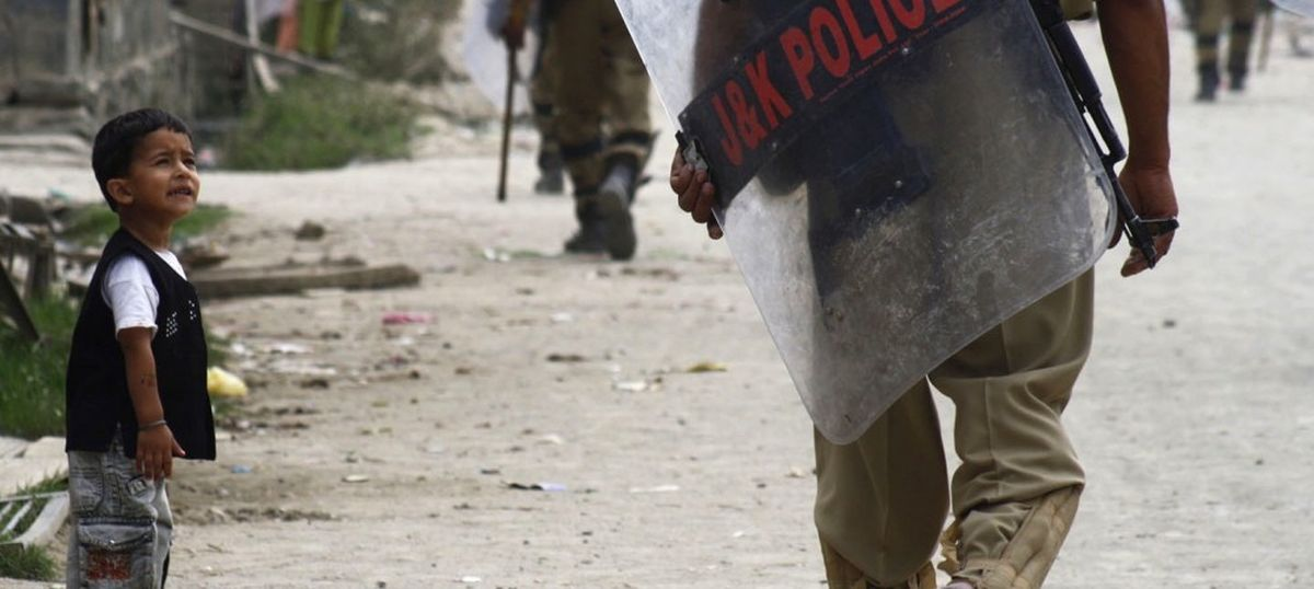 Bangalore police file sedition case against Amnesty International for event about Kashmir