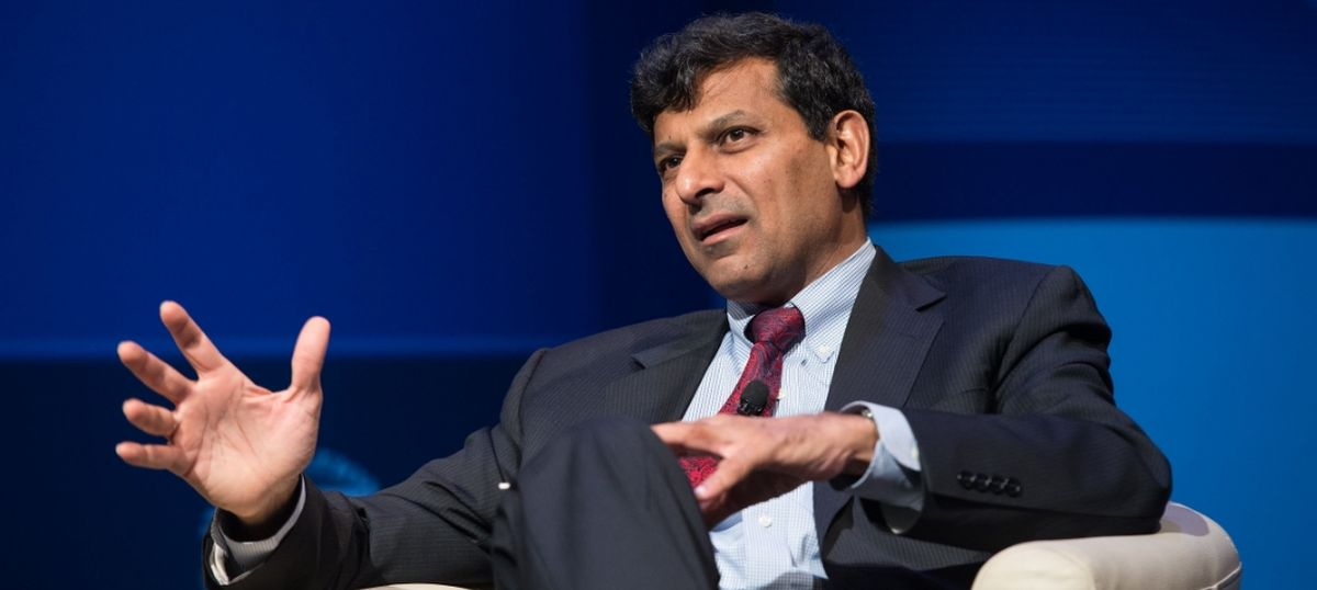 Top executives in state-run banks are underpaid – including me, says Raghuram Rajan