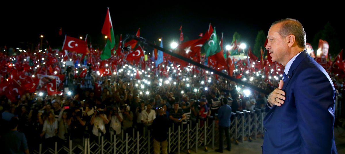 Is Erdogan becoming a Turkish dictator?