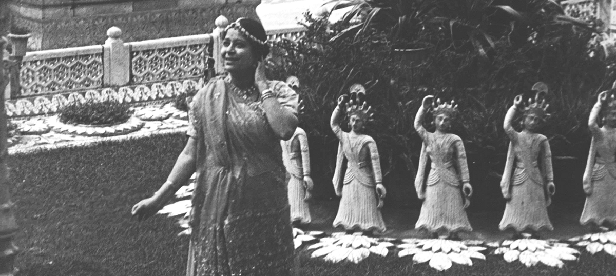 Missing silent film 'Bilwamangal' finally returns to India