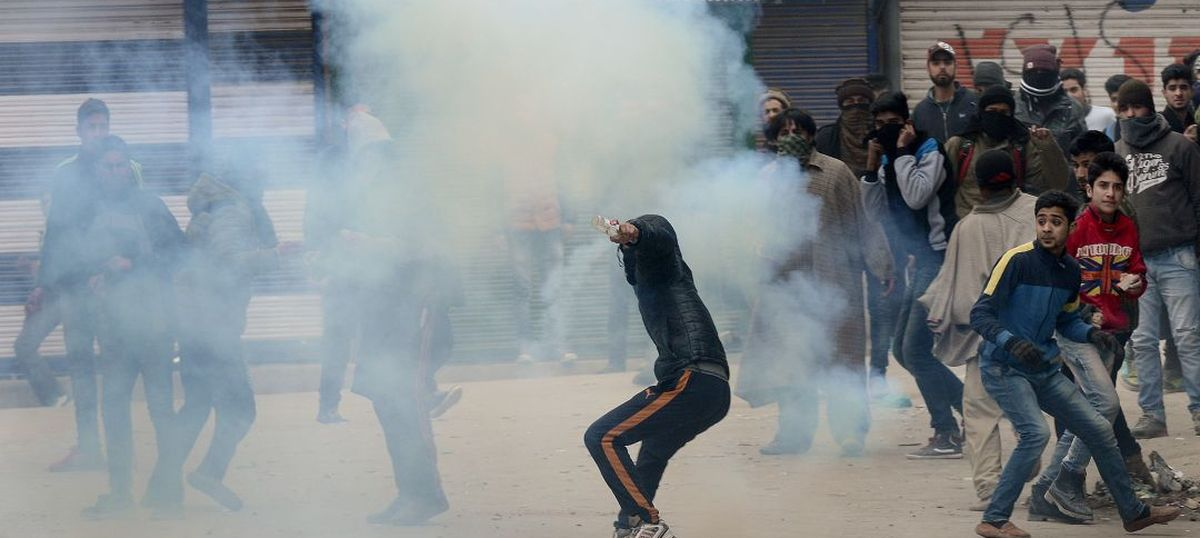 We used 13 lakh pellets in 32 days in Kashmir, CRPF informs high court