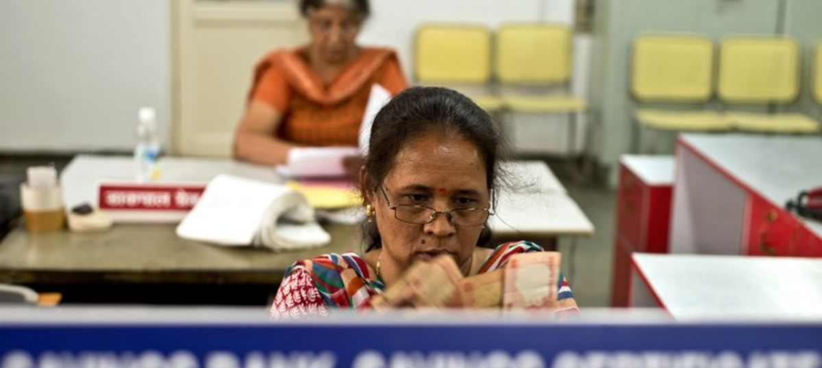 77 million Indian women were added to the banking system in one year