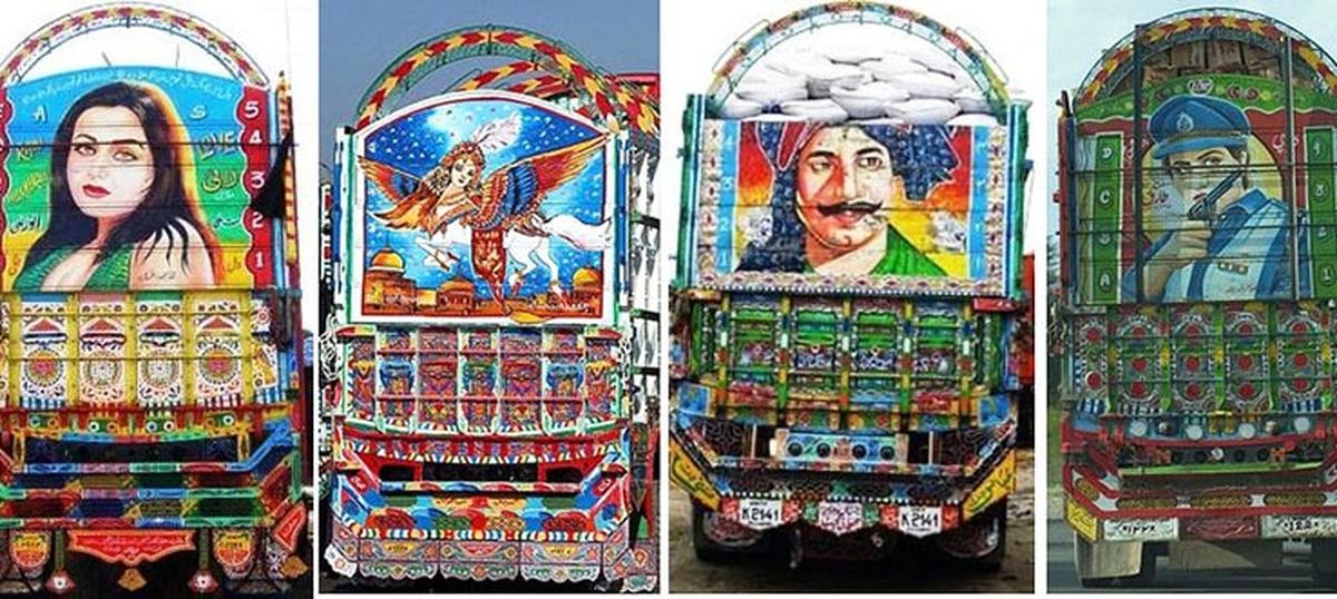 Beyond 'Horn OK Please': The elusive history and politics of Pakistan's truck art