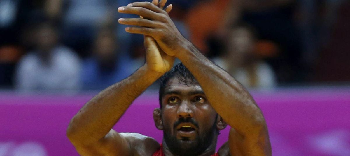 Day 17: Yogeshwar Dutt hopes to bow out of the Olympics with a wrestling medal on the last day