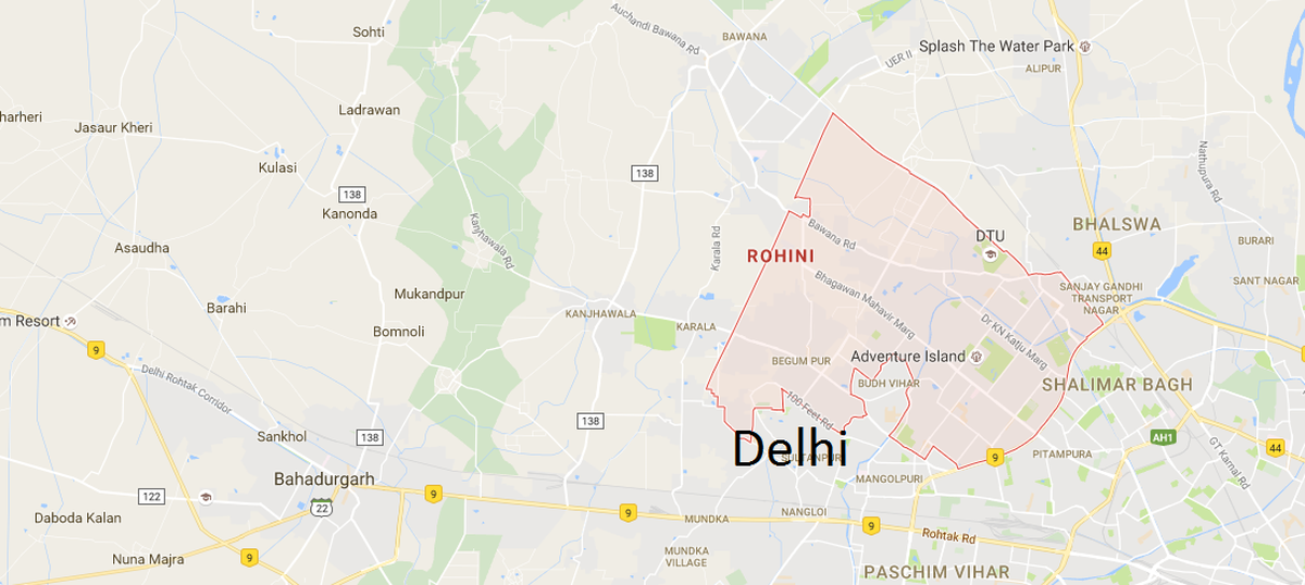 Delhi: Two police officers injured in two-hour shootout in Rohini