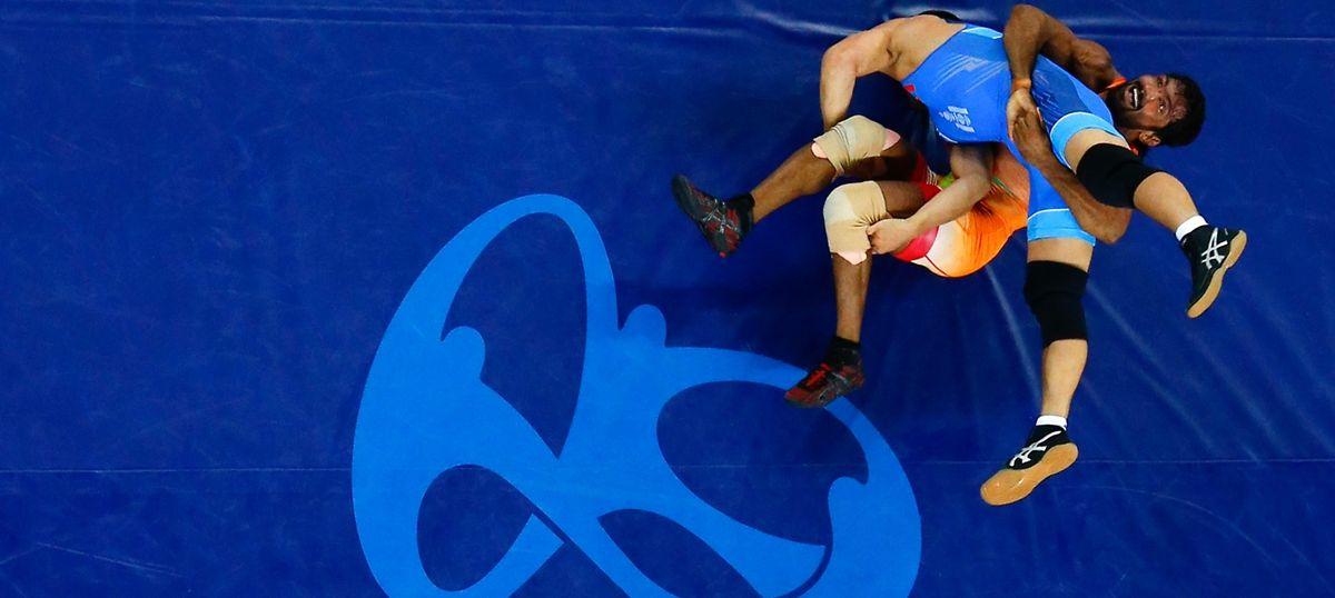 Olympics wrestling: Yogeshwar Dutt goes down 0-3 in qualification round