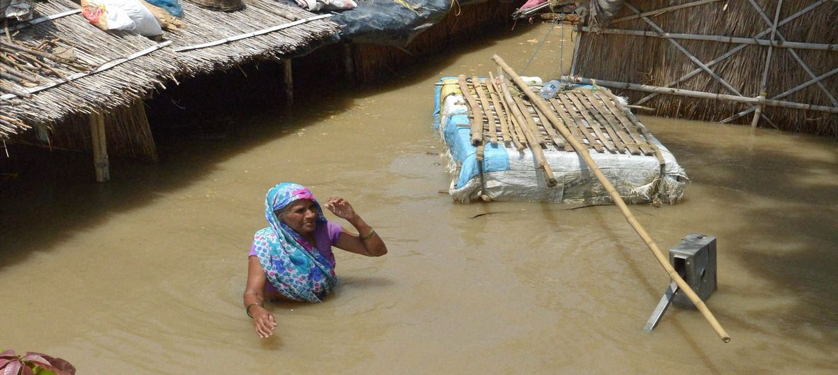 Nitish Kumar calls on Centre for silt management policy in Ganga as Bihar faces flood-like situation