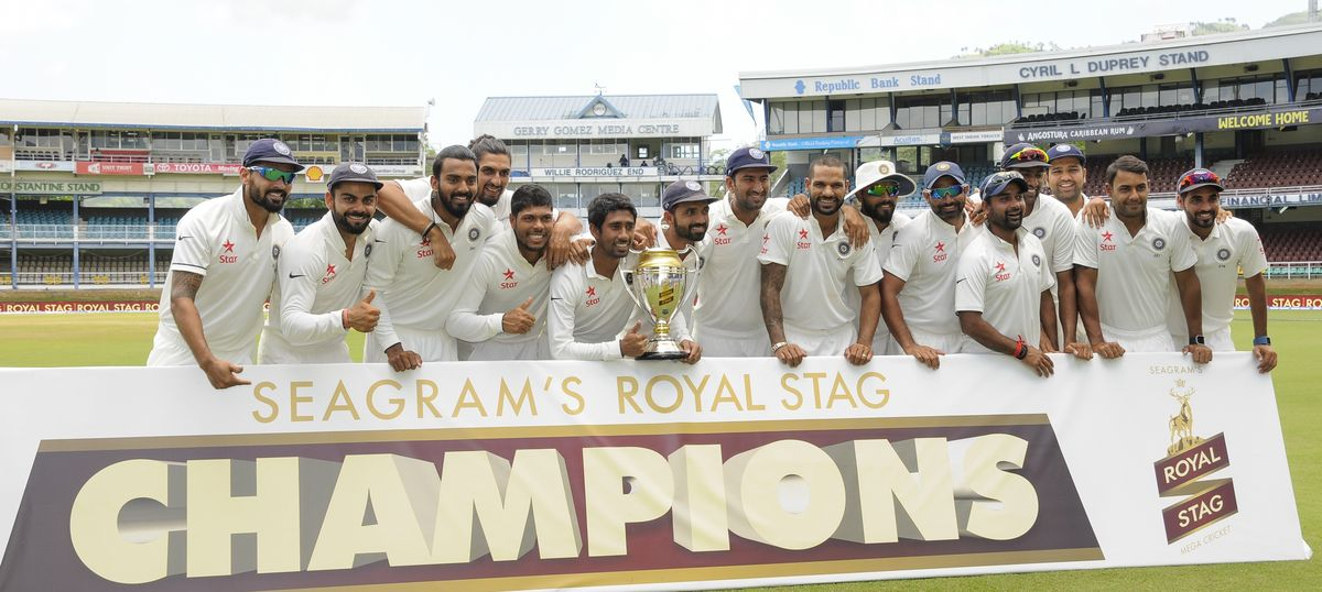 With farcical West Indies tour out of the way, India can go for the No. 1 Test ranking in earnest
