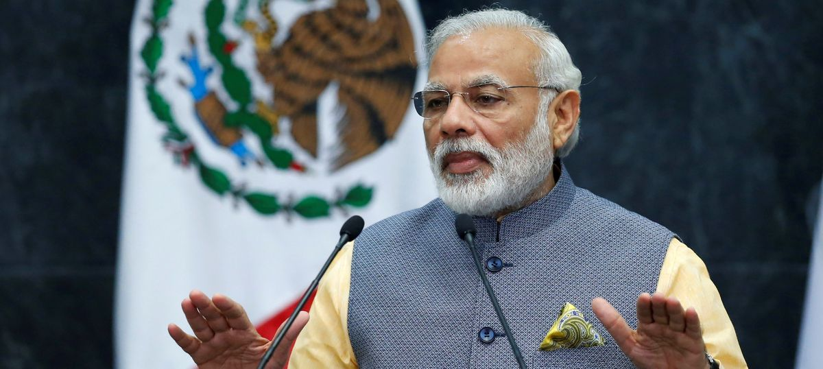 Narendra Modi says nationalism is the identity of the BJP