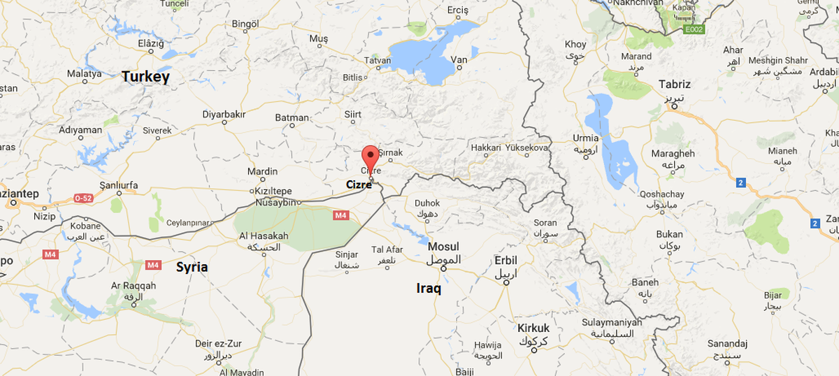 At least nine killed, 45 injured after car bomb explodes in Turkish town Cizre