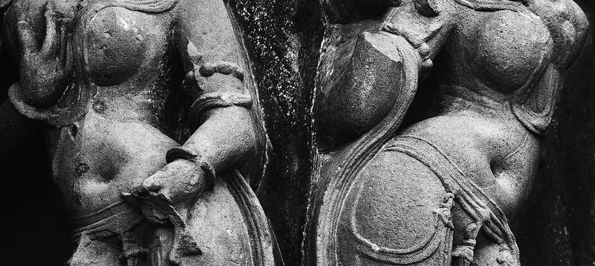 Raghu Rai's 'Khajuraho' is an intimate look at the temple town's erotic sculptures