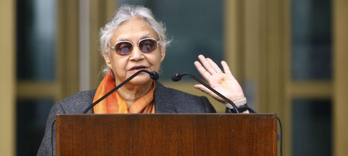 Water tanker scam: Delhi Anti-Corruption Bureau questions former Chief Minister Sheila Dikshit