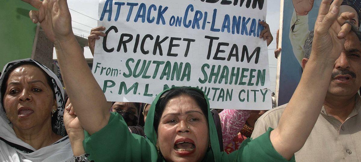Four Lashkar-e-Jhangvi militants who attacked the Sri Lankan cricket team in 2009 killed in Lahore