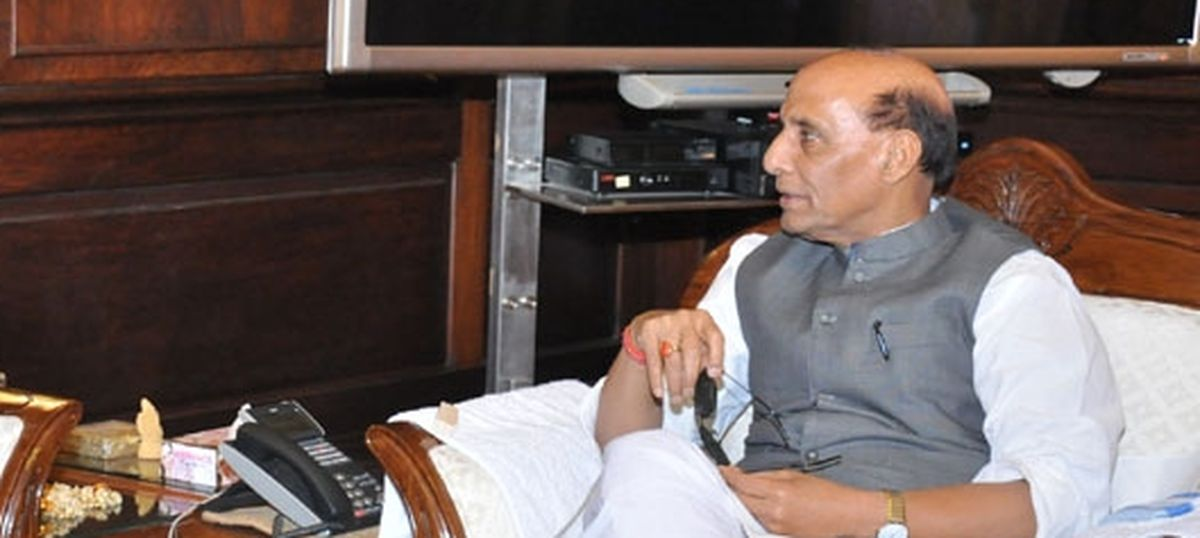 Home Minister Rajnath Singh to lead all-party delegation to Jammu and Kashmir on September 4