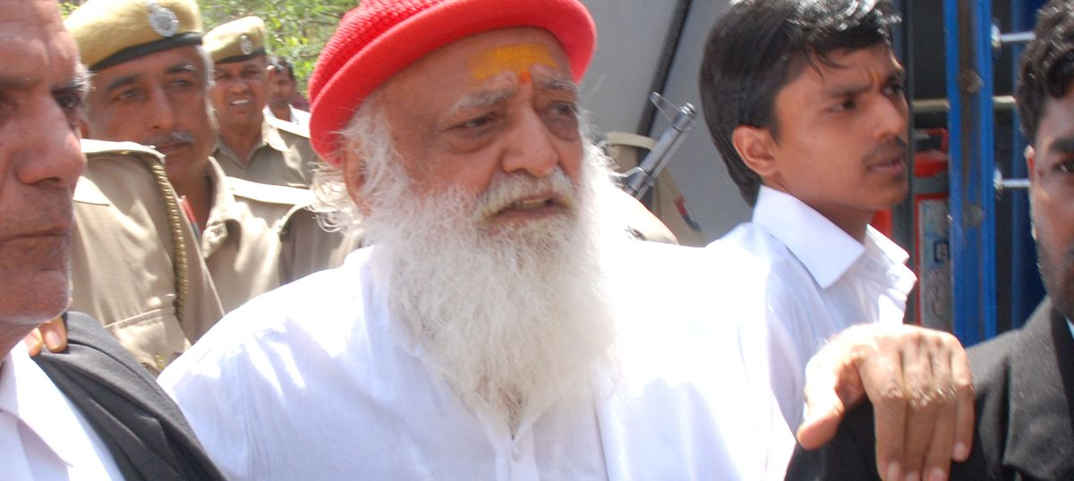 Supreme Court approves Asaram's request for medical treatment at AIIMS