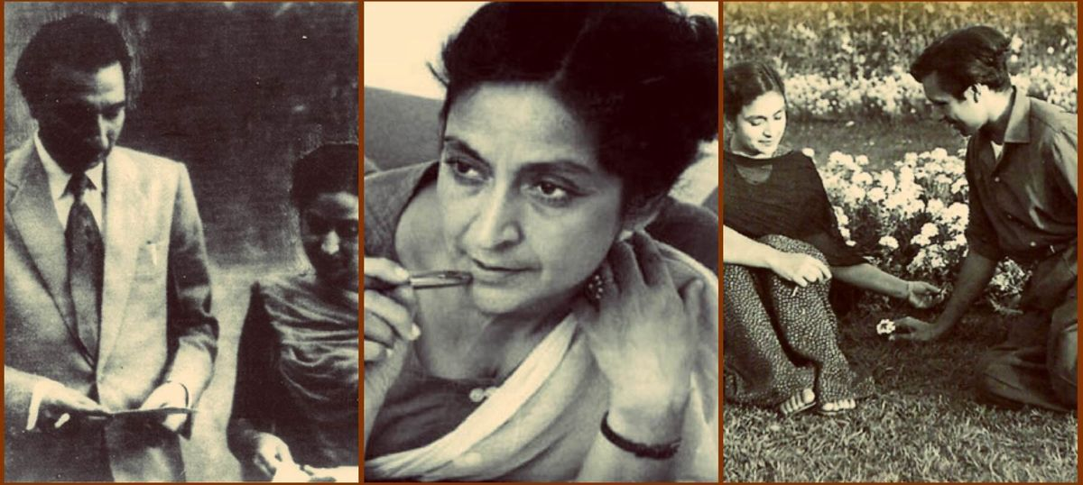 The story of Amrita Pritam's final love poem