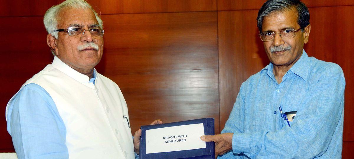 Justice Dhingra finds irregularities in Haryana land deals, including Robert Vadra's DLF agreement