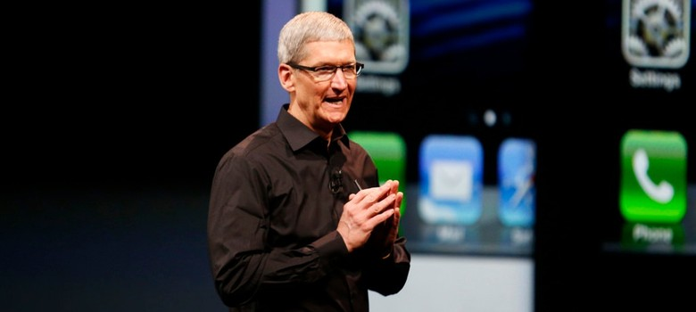 Apple to shift billions in profits to United States next year for tax purposes, CEO Tim Cook says