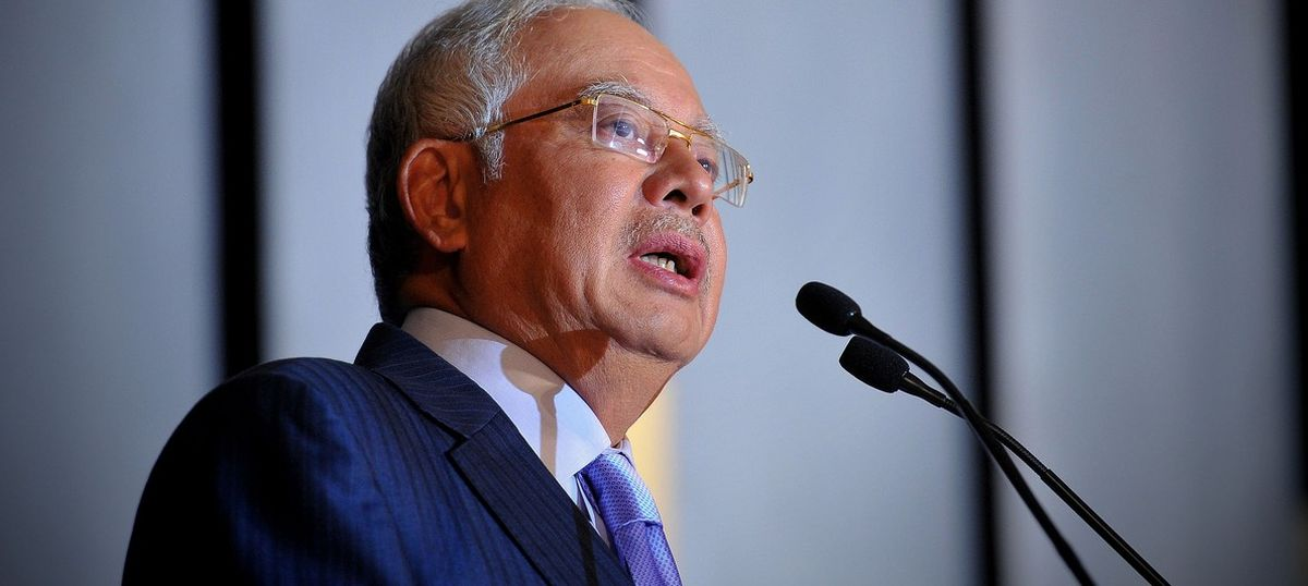 Malaysian minister confirms rumours that Prime Minister Najib Razak is accused by the US of fraud