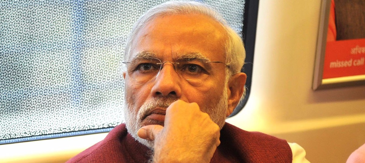 Self-appointed guardians threatened by NDA's commitment to work for Dalits, says Narendra Modi