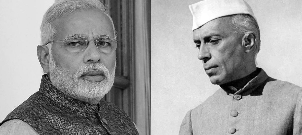 Never mind the critics of Indo-US logistics deal. Modi is only following in Nehru's footsteps