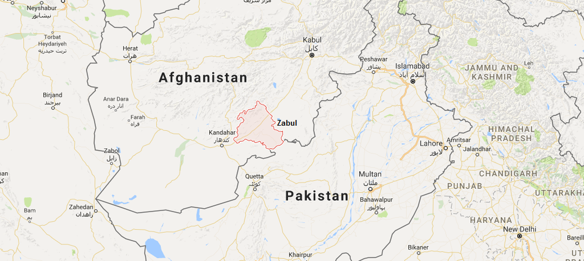 Afghanistan: 36 die in bus-tanker collision along the Kandahar-Kabul stretch