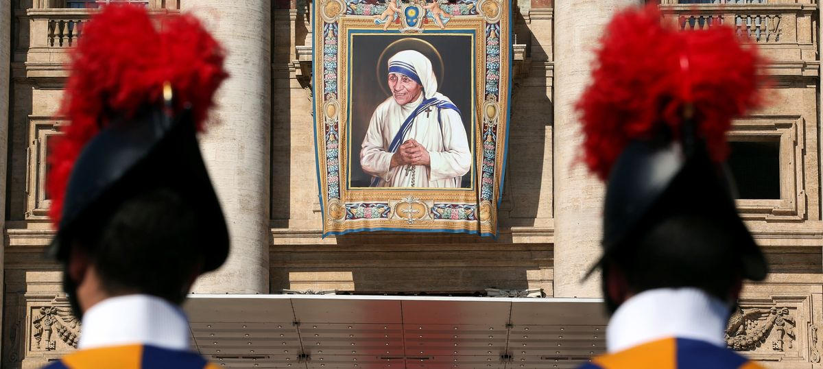 The big news: Celebrations as Pope Francis declares Mother Teresa a saint, and 9 other top stories