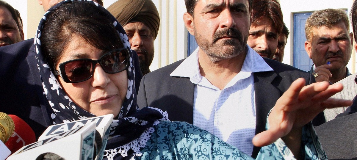At all-party delegation meet, Mehbooba Mufti government reportedly steered clear of Kashmir unrest