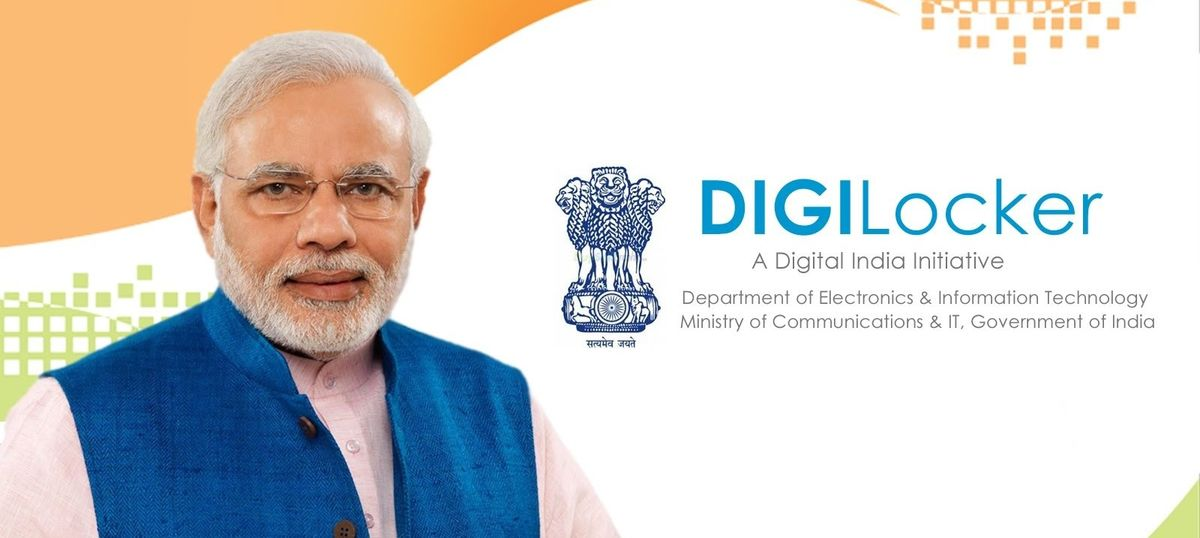 The DigiLocker was supposed to cut down paperwork but less than 0.1% of  Indians are