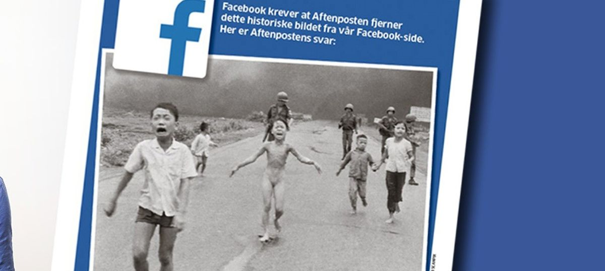 Facebook backs off censoring napalm girl photo | We the