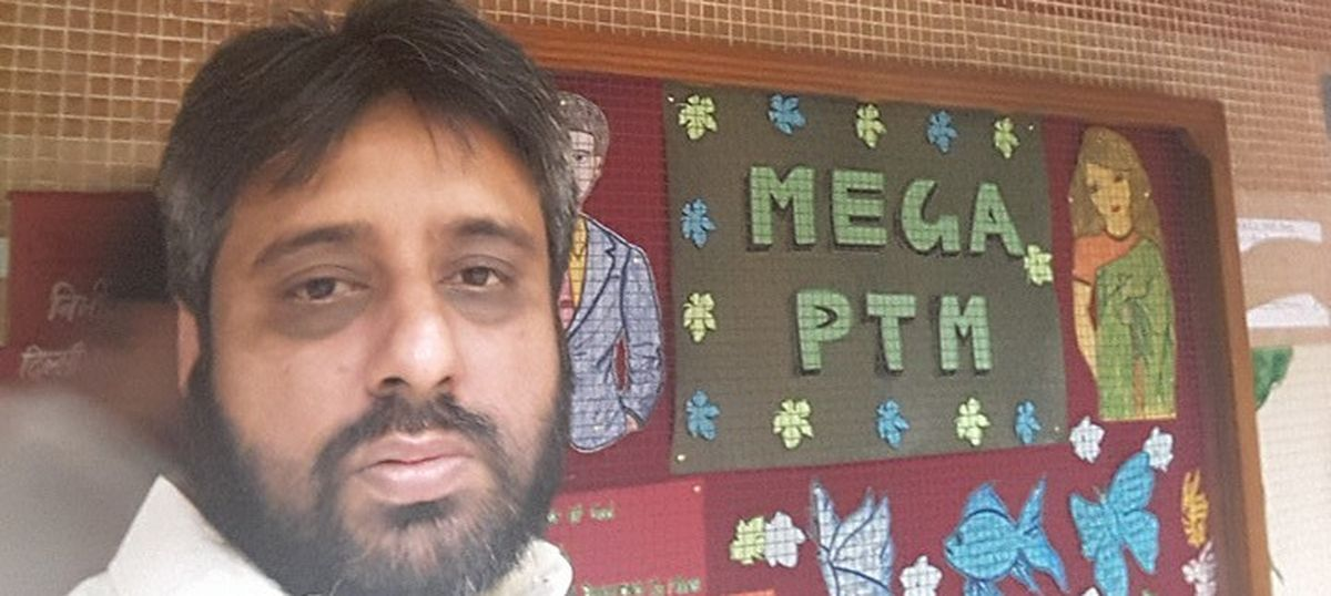 AAP says it will not accept MLA Amanutullah Khan's resignation despite sexual harassment charge