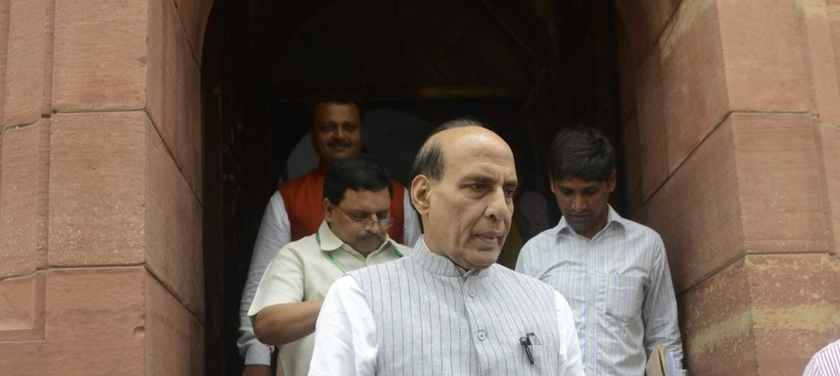 Kashmir: Ensure schools and colleges reopen in a week, Rajnath Singh tells security officials