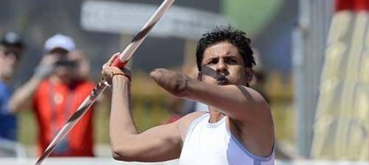 Rio Paralymics: Devendra Jhajharia wins gold in men's javelin throw