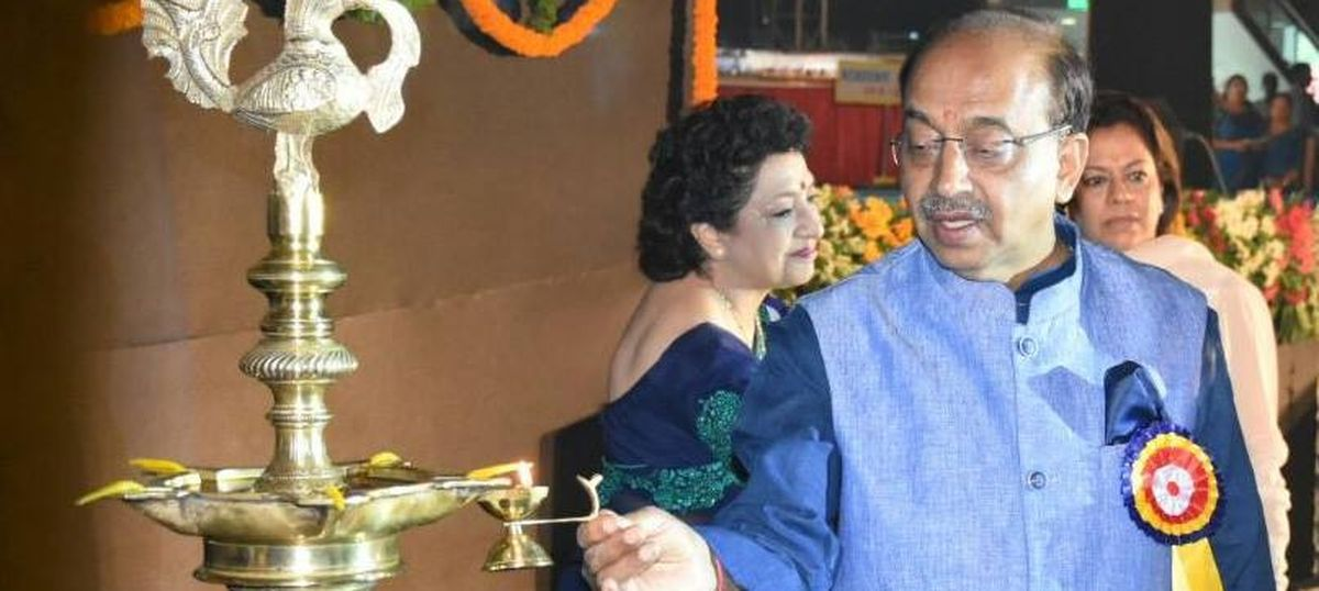 There is no policy in place for Paralympic medallists getting the Khel Ratna, says Vijay Goel