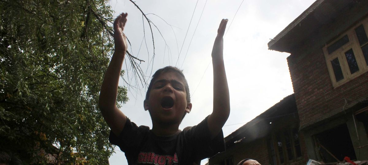 Inside South Kashmir: Weeks after Burhan Wani's death, Anantnag remains protest country